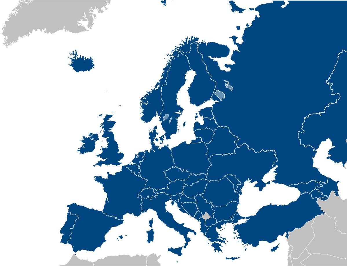 100% ВУЗов Европы работают по Болонской системе образования. Болонский процесс — формат, стирающий границы