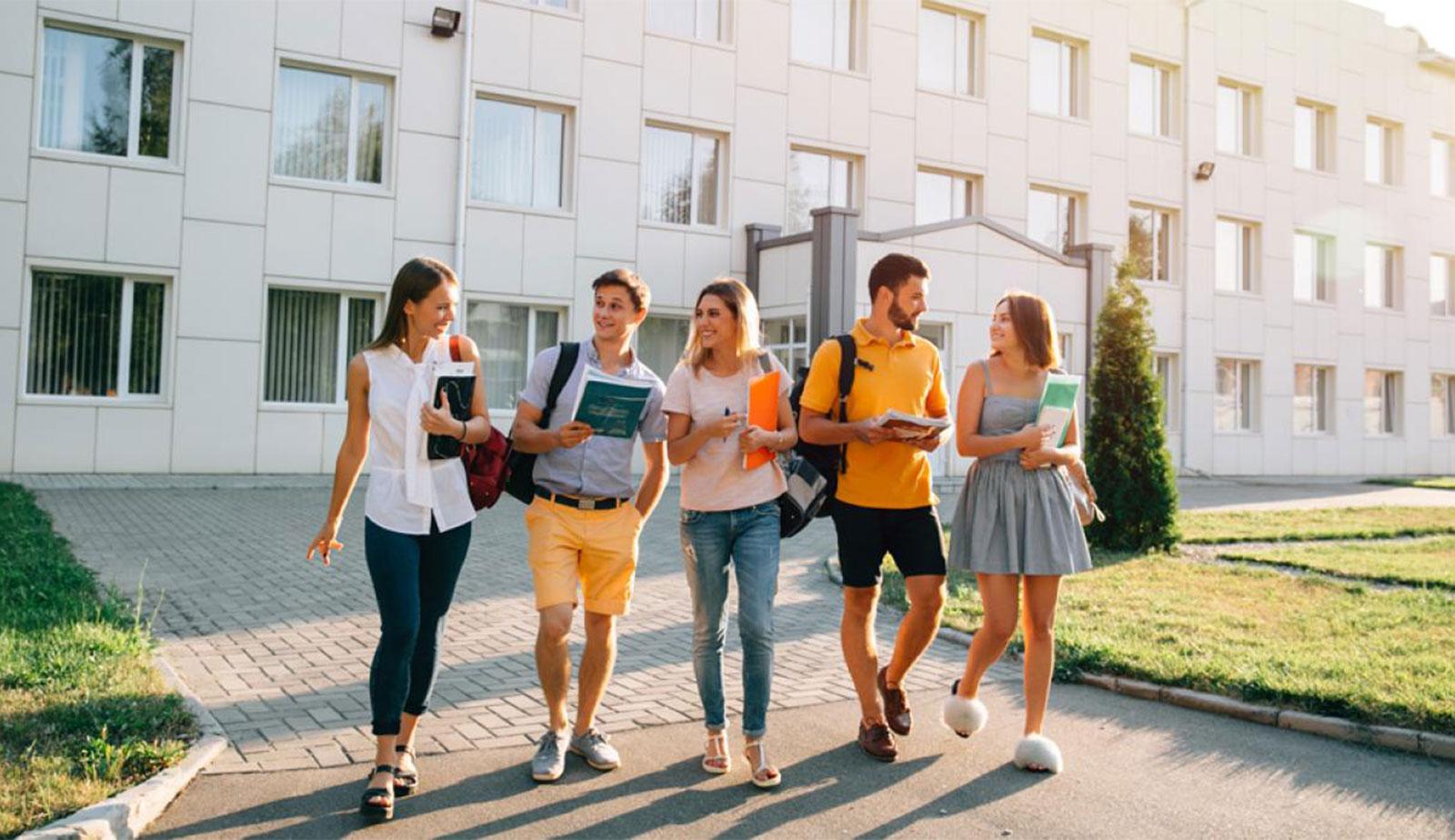 Доступное среднее и высшее образование в Европе