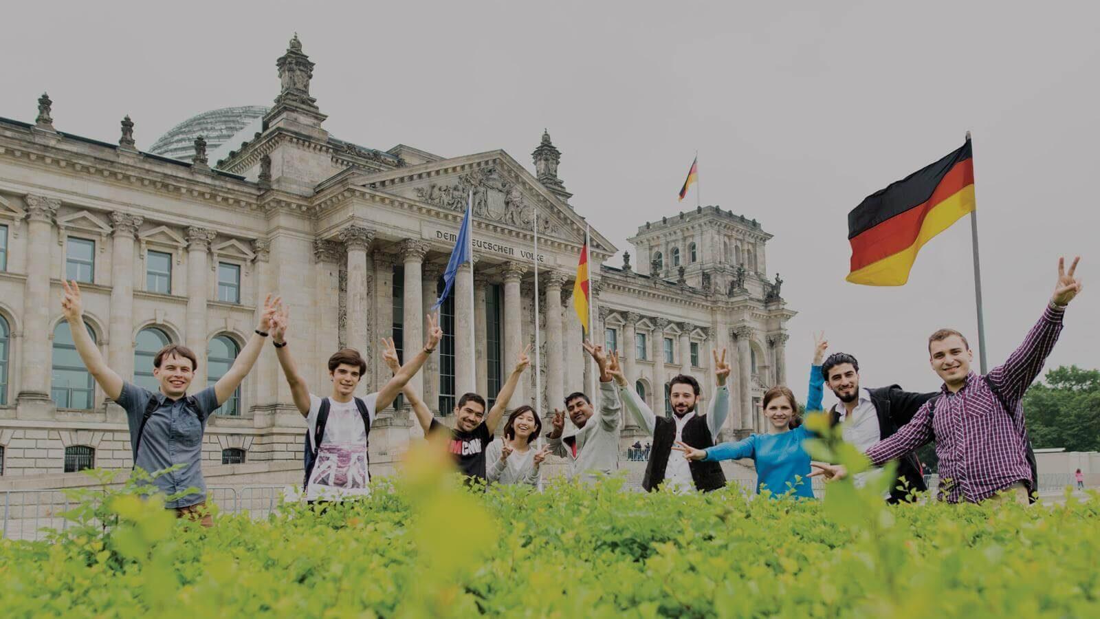 Германия — одно из самых востребованных направлений у абитуриентов